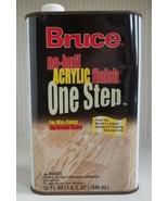 Bruce Hardwood Floors Wax ONE STEP No Buff Wax Acrylic Finish 32 fl oz - $123.75
