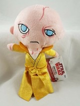 "Star Wars Supreme Leader SNOKE Walgreens Exclusive 9"" Galactic Plushie F... - $8.99"