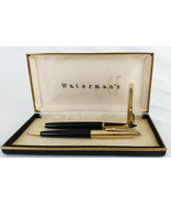 Vintage Waterman's CF Case w/CF Mechanical Pencil & Fountain Pen - No Nib - $71.25