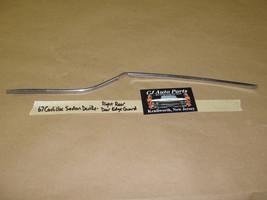 67 Cadillac Sedan Deville RIGHT PASS SIDE REAR DOOR EDGE GUARD TRIM MOLD... - $49.99