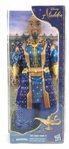 Disney Aladdin Genie Doll 2019 Movie Will Smith Posable Figure Hasbro - New - $28.66