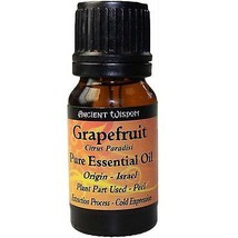 Grapefruit Pure Essential Oil 10ml Natural Aromatherapy Home Fragrance G... - $7.39