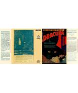 Bram Stoker DRACULA facsimile dust jacket for Grosset & Dunlap 1931 phot... - $21.56
