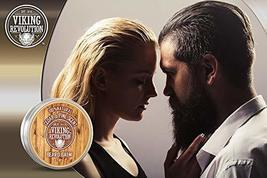 Beard Balm Cedar & Pine Scent w/Argan & Jojoba Oils - Styles, Strengthens & Soft image 5