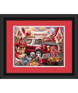 """University of Nebraska Huskers """"Tailgate Celebration""""-15x18 Framed Photo - $39.95"""