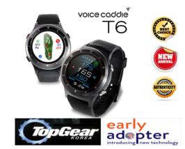 Voice Caddie Premium Golf Range Watch T6 made by Korea GEAR  - $993.53 CAD