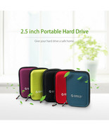 ORICO Portable 2.5 inch EVA Shockproof Carrying Travel Case - $7.95