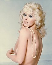 Connie Stevens Rare Topless Naked Studio Pose 1970's 16x20 Canvas Giclee - $69.99