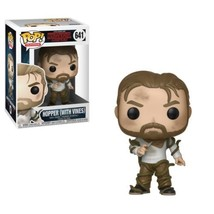 Stranger Things 2nd Season Hopper with Vines POP! Figure Toy #641 FUNKO ... - $12.55