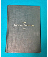 1927 THE BOOK OF DISCIPLINE PHILADELPHIA PA Quaker Religious Society Of ... - $26.72