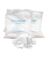 "6""X6"" Cleanroom Soft Wipers Class 1-10000 Microfiber Dust Free Cloth 100... - $16.78"