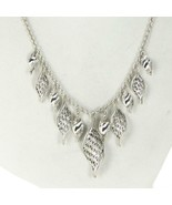 John Hardy Classic Chain Wave Necklace Sterling Silver NB90071X16-18 New... - $809.95