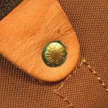 LOUIS VUITTON Flanerie 45 Monogram Canvas Shoulder Bag M51115 France Authentic image 10