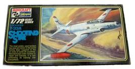 Hasegawa Lockheed T33A Shooting Star Model Kit - $16.95