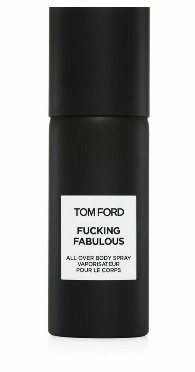Primary image for TOM FORD.Fucking Fabulous ALL OVER BODY SPRAY Perfume 5oz 150ml MEN WOMEN SEALED