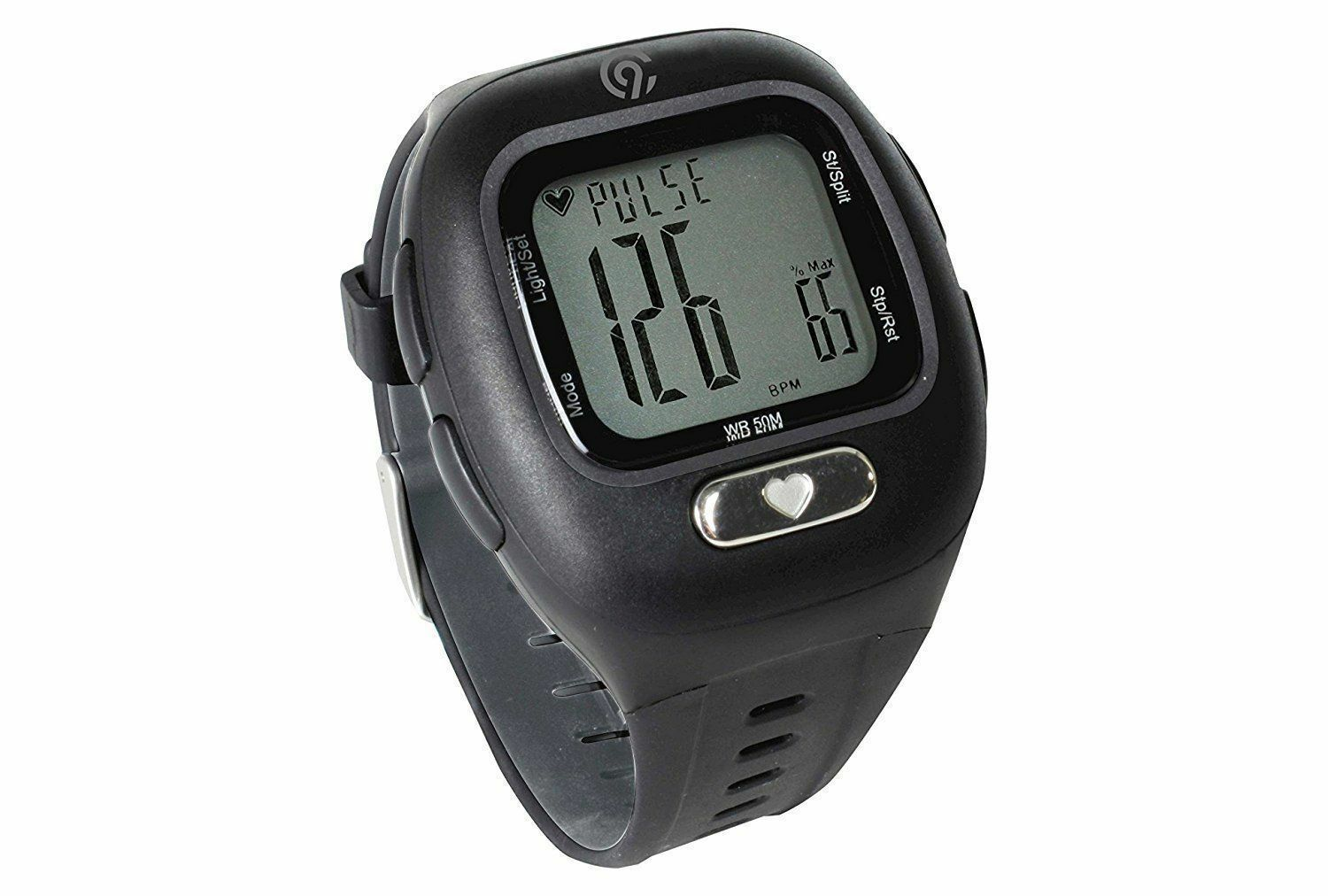 BRAND NEW C9 Champion PACE Heart Rate Monitor Wrist Band Alarm Watch