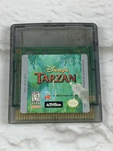 Disney's Tarzan (Nintendo Game Boy Color, 1999) - $4.45