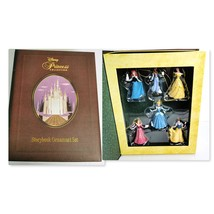Disney Storybook Xmas Ornament Set Disney Princess 20119 - $42.95