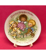 Vintage Avon Mother's Day mini plate 1983 Love is a Song collectible wit... - $5.00