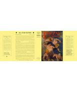 Edgar Rice Burroughs TARZAN THE TERRIBLE facsimile jacket for McClurg ed... - $33.76
