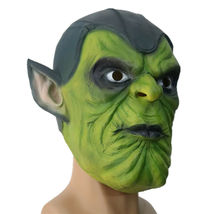 Cosplay The Avengers Skrull Full Head Mask Halloween Party Fancy Dress u... - $47.61 CAD