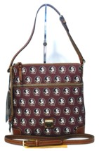 Dooney & Bourke FSU Florida State University Crossbody Bag Seminoles NEW... - $128.99