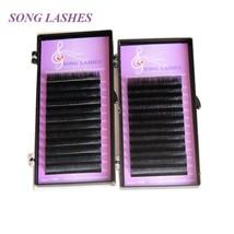SONG LASHES® False Eyelash Extensions Soft Thin Tip B,C,CC,D Curl 0.07 T... - €11,83 EUR