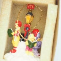 Vintage Mcdonald's Árbol de Navidad Ornamento - $41.08