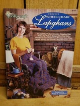 Crochet Wheelchair Lapghams The Needlecraft Shop Pattern Booklet by P Lo... - $15.83