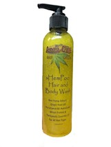 All Natural Full Hemp Infused Hair and Body Wash - Raw Green Scent 8oz - $24.70