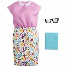 Barbie Fashion Pack, Career Teacher Doll Clothes - $11.25