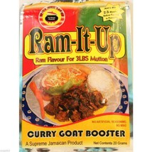 At least 1 yearRam-It-Up Curry Goat Booster 20g - $5.89