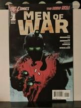 Men of War the new 52 #1 November 2011 - $4.87
