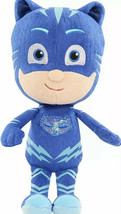 "PJ Masks Catboy Plush Doll Toy Just Play Blue Stuffed Figure 9"" - $12.86"