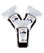 Dried Wild Blueberries - THREE 1 Pound Bags - Shipping Included - $47.95