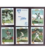 "1989-90 Futera ABL Australia Baseball Cards ""Sydney Metros"" Team Set (20... - $69.25"
