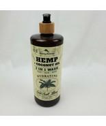 Tommy Bahama Men Hemp + Coconut Oil 3in1 Hair Body Face Wash Sea Salt Li... - $29.95