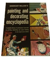 Goodheart-Willcox's Painting and Decorating Encyclopedia [Hardcover] [Ja... - $11.63
