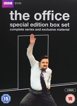 The Office Complete UK Series DVD Ricky Gervais *REGION 2 PLEASE READ LI... - $29.95