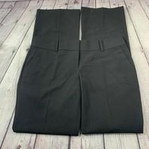 Ann Taylor Women's Black Dress Pants Work Pants Classic Size 4 - $19.24