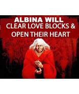 FREE W $49 ORDERS ALBINA WILL CLEAR LOVE BLOCKS FOR YOU MAGICK MAGICKALS - Freebie