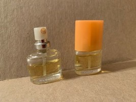 2X Clinique Happy Perfume Spray .14 Fl Oz  - $14.84