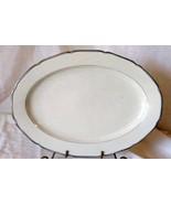 "Royal EPIAG 14"" Oval Platter Platinum Rings - $25.19"