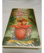 ✨ The Adventures of Tom Thumb & Thumbelina (DVD, 2002) Clam Shell Collec... - $7.91