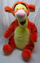 "Walt Disney World Winnie the Pooh LARGE TIGGER 16"" Plush Stuffed Animal Toy - $34.65"