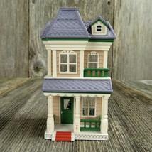 Vintage House On Main Street Christmas Ornament Hallmark Nostalgic House... - $74.99
