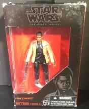 Hasbro Star Wars The Black Series Finn Jakku Action Figure - $4.95