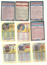 9 Fleer 1991 Baseball Stars & Inserts Very Good Or Better - $6.91