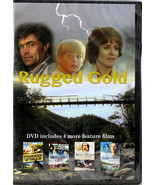 Rugged Gold NEW DVD Also Follow River Pioneer Woman Mother's Gift Sign of Otter - $11.49