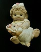 90's Dreamsicles Figurine Junior Nurse Signed - $5.93